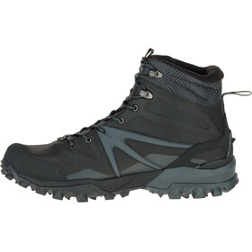Merrell M's Capra Glacial Ice+ Mid Wtpf Shoes Black